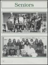 1995 Ringling High School Yearbook Page 56 & 57