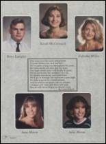 1995 Ringling High School Yearbook Page 58 & 59