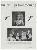 1995 Ringling High School Yearbook Page 74 & 75