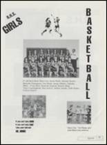 1995 Ringling High School Yearbook Page 80 & 81