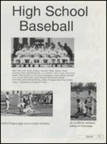 1995 Ringling High School Yearbook Page 84 & 85