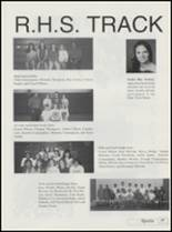1995 Ringling High School Yearbook Page 90 & 91