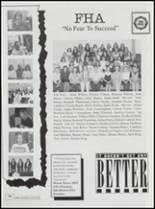 1995 Ringling High School Yearbook Page 100 & 101