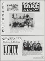 1995 Ringling High School Yearbook Page 104 & 105