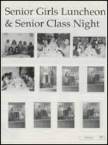 1995 Ringling High School Yearbook Page 110 & 111