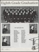 1995 Ringling High School Yearbook Page 112 & 113