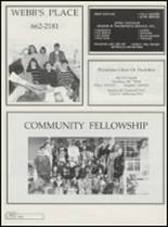 1995 Ringling High School Yearbook Page 130 & 131