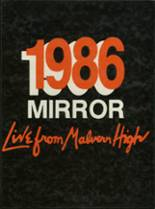 1986 Yearbook Malvern High School