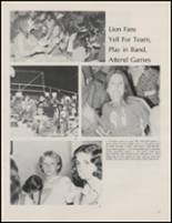 1978 Teague High School Yearbook Page 18 & 19