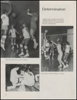 1978 Teague High School Yearbook Page 44 & 45