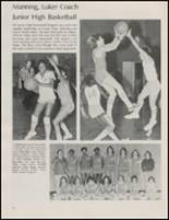 1978 Teague High School Yearbook Page 46 & 47
