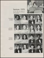 1978 Teague High School Yearbook Page 84 & 85