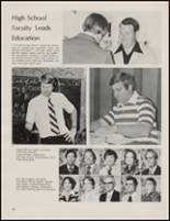 1978 Teague High School Yearbook Page 104 & 105