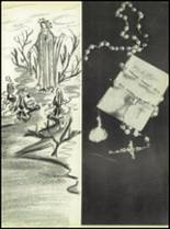 1950 Our Lady Queen of Angels High School Yearbook Page 22 & 23
