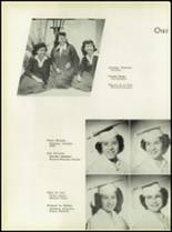 1950 Our Lady Queen of Angels High School Yearbook Page 24 & 25
