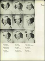 1950 Our Lady Queen of Angels High School Yearbook Page 26 & 27