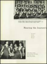 1950 Our Lady Queen of Angels High School Yearbook Page 28 & 29