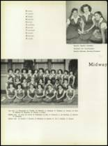 1950 Our Lady Queen of Angels High School Yearbook Page 30 & 31
