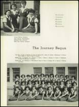 1950 Our Lady Queen of Angels High School Yearbook Page 32 & 33