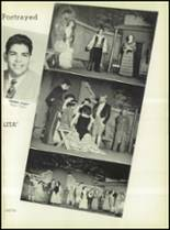 1950 Our Lady Queen of Angels High School Yearbook Page 52 & 53