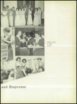 1950 Our Lady Queen of Angels High School Yearbook Page 62 & 63