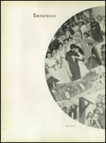 1950 Our Lady Queen of Angels High School Yearbook Page 64 & 65