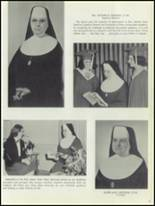 1965 Mary Immaculate Academy Yearbook Page 10 & 11