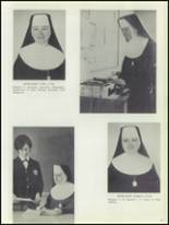 1965 Mary Immaculate Academy Yearbook Page 14 & 15