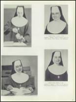 1965 Mary Immaculate Academy Yearbook Page 16 & 17