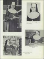 1965 Mary Immaculate Academy Yearbook Page 18 & 19