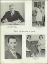 1965 Mary Immaculate Academy Yearbook Page 20 & 21