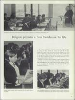 1965 Mary Immaculate Academy Yearbook Page 24 & 25