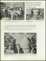 1965 Mary Immaculate Academy Yearbook Page 30 & 31