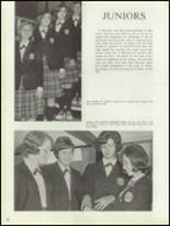 1965 Mary Immaculate Academy Yearbook Page 34 & 35