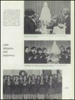 1965 Mary Immaculate Academy Yearbook Page 54 & 55