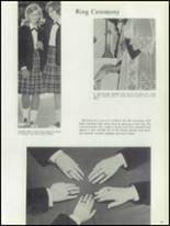 1965 Mary Immaculate Academy Yearbook Page 56 & 57