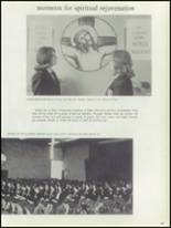 1965 Mary Immaculate Academy Yearbook Page 58 & 59
