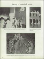 1965 Mary Immaculate Academy Yearbook Page 76 & 77