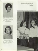 1965 Mary Immaculate Academy Yearbook Page 96 & 97