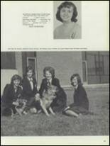 1965 Mary Immaculate Academy Yearbook Page 100 & 101