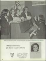 1965 Mary Immaculate Academy Yearbook Page 106 & 107