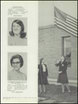 1965 Mary Immaculate Academy Yearbook Page 114 & 115