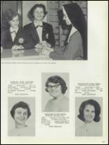 1965 Mary Immaculate Academy Yearbook Page 116 & 117