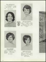 1965 Mary Immaculate Academy Yearbook Page 118 & 119