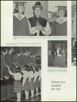 1965 Mary Immaculate Academy Yearbook Page 124 & 125