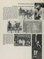 1974 Woodbridge High School Yearbook Page 34 & 35