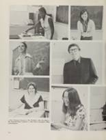 1974 Woodbridge High School Yearbook Page 108 & 109