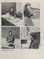 1974 Woodbridge High School Yearbook Page 110 & 111