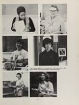 1974 Woodbridge High School Yearbook Page 122 & 123