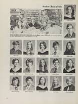 1974 Woodbridge High School Yearbook Page 134 & 135